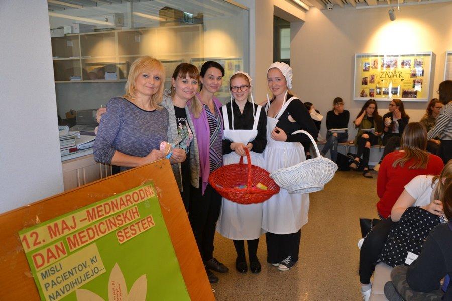 Obeležitev mednarodnega dneva medicinskih sester